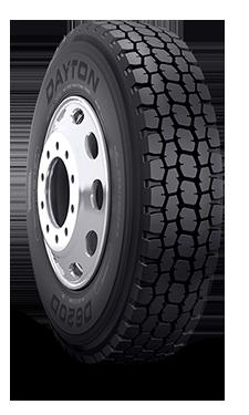 D620D Tires