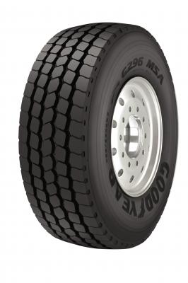 G296 MSA Dura Seal Tires